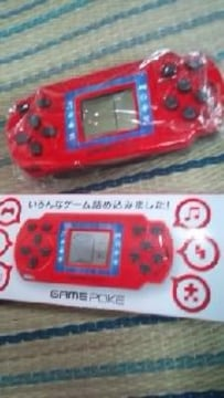 GAME POKE 2【黒×レッド】