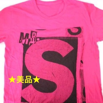 新品未開封☆SMAP Mr.s TOUR★BEAMS コラボ Tシャツ 白