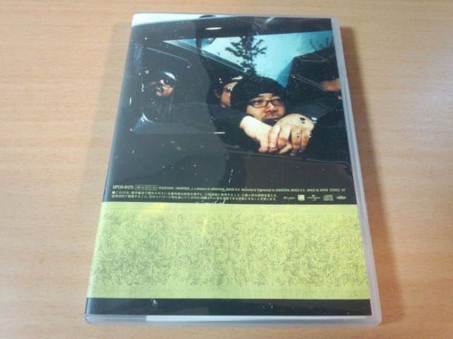 LIV CD「未来の花」押尾学● < タレントグッズの