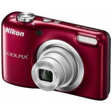 ニコンコンパクトデジタルカメラ COOLPIX(クールピクス) A10