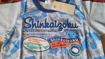 新品☆タグ付きShinkaizokuTシャツ