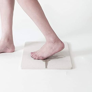 soil GEM ソイル ジェムシリーズ 珪藻土 バスマット Sサイズ /