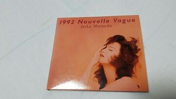 松田聖子/1992  Nouvell  Vague  10曲収録 デジパック仕様盤