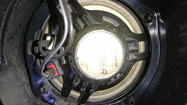 カロッツェリア16センチスピーカー < 自動車/バイク