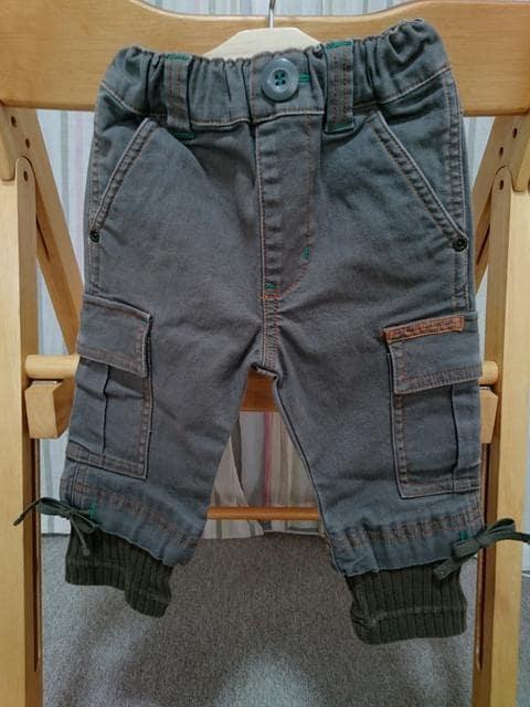 ◆即決★ラス1★新品★ラグマート★カーゴパンツ・ズボン★80�p  < ブランドの