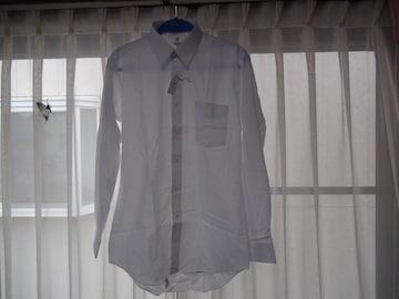 TED LAPIDUSのカッターシャツ(L)白新品タグ付き!