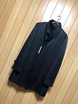 新品タグ付きMr.JUNKO★中綿ライナー付きメンズコート