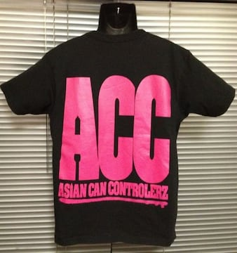 《ACC》Tシャツ ASIAN CAN CONTROLERZ 古着