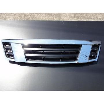 日産 メッキXブラック マークレスグリル フロントグリル キャラバン E26 NV350