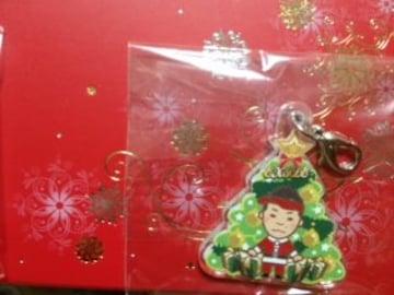 ♪お台場アクリルチャームクリスマスver.♪USA☆