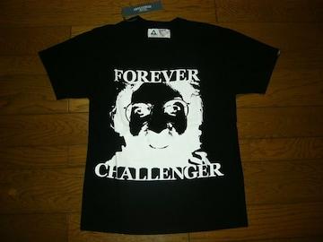 新品CHALLENGERチャレンジャーTシャツM黒FOREVER