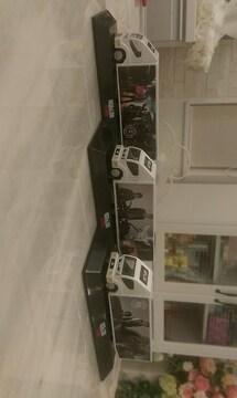 ★ハイアンドロー★HIGH&LOW★トラックモデルカー★3台セット