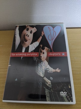 SMASHING PUMPKINS(スマッシング・パンプキンズ)「ヴューフォリア」国内盤DVD