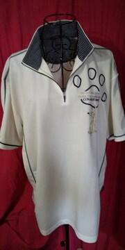 ゴルフカジュアルポロシャツ☆LLサイズ
