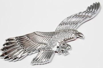鷹イーグルエンブレムフロントフェンダー