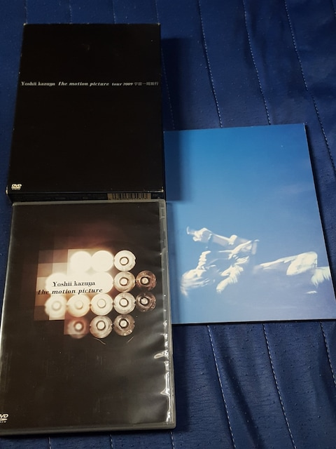 吉井和哉(THE YELLOW MONKEY) DVD TOUR2009 2枚組 < タレントグッズの