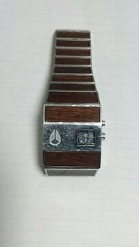 NIXON ニクソン ロトログ 木目 メンズ 腕時計 ROTOLOG 正規品
