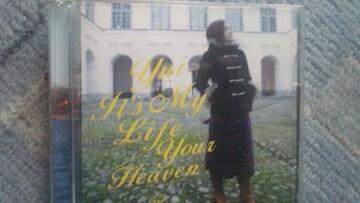 超レア!☆YUI/it's My Life☆初回限定盤/CD+DVD
