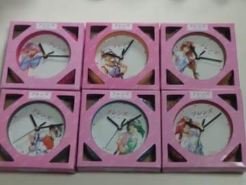 時計[非売品] フレンズ 青春の輝き 全6種