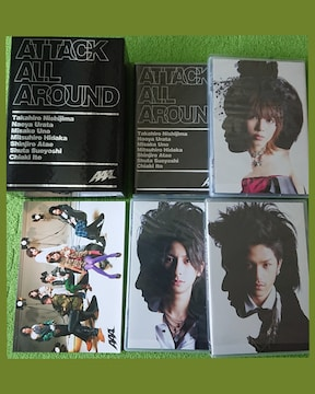 AAA ATTACK ALL AROUND 完全生産限定盤