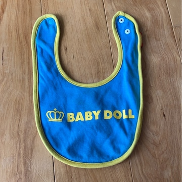 BABY DOLLリバーシブルスタイ