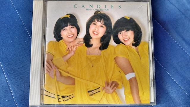 CANDIES(キャンディーズ) ベストコレクション 86年盤  < タレントグッズの
