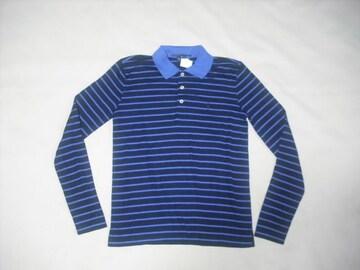 wr507 女 Ralph Lauren ラルフローレン 長袖ポロシャツ XSサイズ