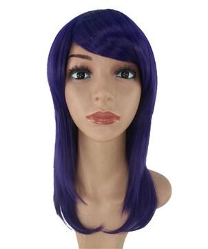 Wigs2you C-007 C-Purple☆コスプレウィッグ