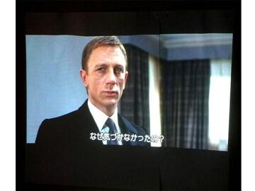 在庫処分【送無料】Panasonic高性能プロジェクター【美品/使用少