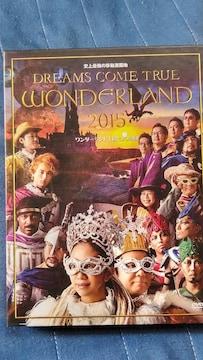 DREAMS COME TRUE DVD WONDERLAND 2015  2枚組