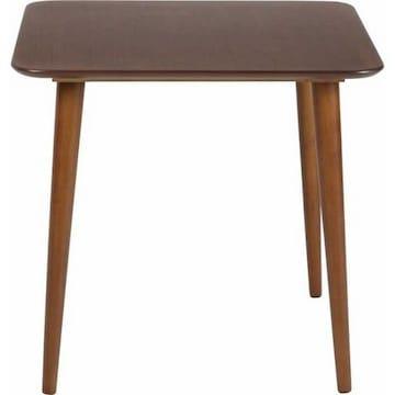 ダイニングテーブル エクレア(75×75) DBR