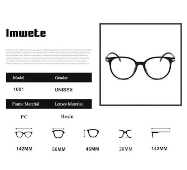 ボストン メガネ ブルーライトカット 伊達眼鏡 丸型 UVカット 黒 < 男性ファッションの