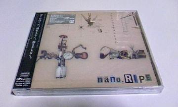 nano.RIPE【プラスとマイナスのしくみ】初回盤 ナノライプ