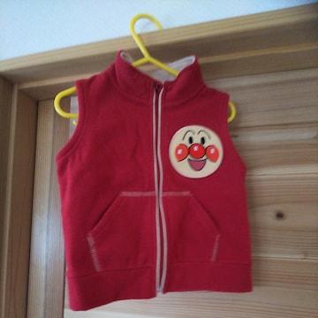 アンパンマン☆キッズ服♪ベストジャケット♪サイズ95