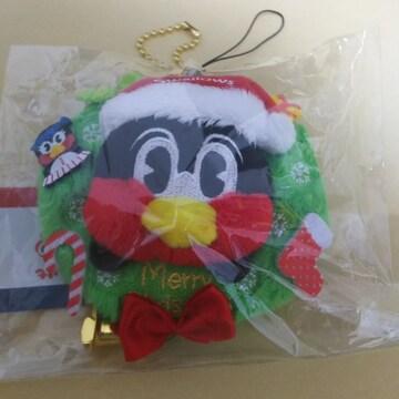 つば九郎 クリスマスリース