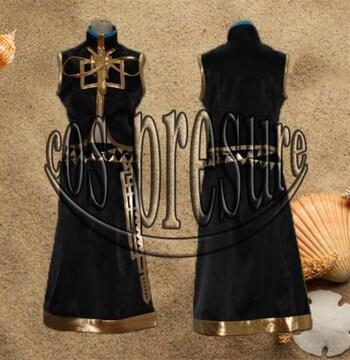 VOCALOID 巡音ルカ ギャバジン系生地◆コスプレ衣装