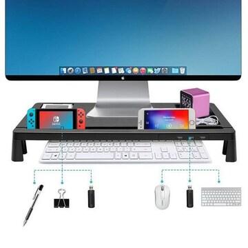 モニター台 机上台 パソコンスタンド