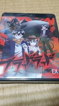 Blu-rayソフト ブラッドラッド EX コミックス付録