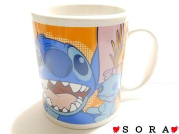 ディズニー【リロ&スティッチ】可愛いオリジナルボックス付♪陶器製マグカップ