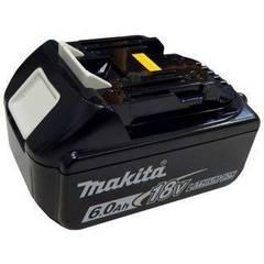 【セットバラシ品】マキタ 18V(6.0Ah)バッテリ BL1860B