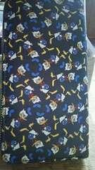 ディズニーウォレット財布。ドナルドダック黒