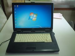 すぐ使える Windows7 ワイド DVD FMV-A8280  2G/320G