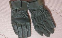 手袋 グリーン