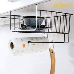 キッチン吊り戸棚下多機能ラックタワー