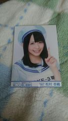 AKB48グループ研究生コンサート松村香織特典写真