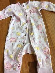 モバオクで買える「ベビー服 ロンパース☆可愛い 期間限定」の画像です。価格は300円になります。