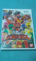 スーパー戦隊バトル レンジャークロス