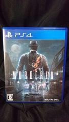 送料込み「マーダード-魂の呼ぶ声-」PS4