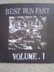 VA〇BEST RUN FAST VOLUME 1       アナログ ソノシート