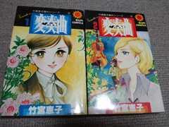 変奏曲1&2竹宮恵子傑作シリーズ微BL昭和漫画.地球へ風と木の詩